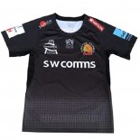 Maillot Exeter Chiefs Rugby 2020 Noir