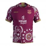 Maillot Queensland Maroons Rugby 2018-19 Commemorative