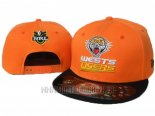NRL Snapbacks Casquettes Wests Tigers(9)