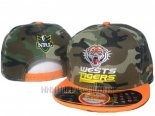 NRL Snapbacks Casquettes Wests Tigers(11)
