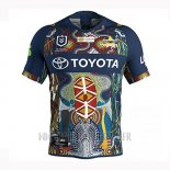 Maillot North Queensland Cowboys Rugby 2019 Indigene