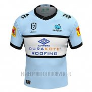 Maillot Cronulla Sutherland Sharks Rugby 2020 Domicile