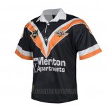 Maillot Wests Tigers Rugby 1998 Retro