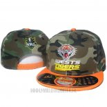 NRL Casquette Wests Tigers Camuflaje Orange