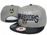 NRL Snapbacks Casquettes Warriors