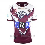 Maillot Manly Warringah Sea Eagles Rugby 2019 Heroe