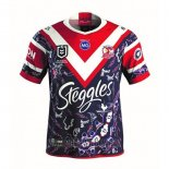 Maillot Sydney Roosters Rugby 2021 Indigene
