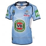 Maillot NSW Blues Rugby 2016 Domicile