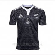 Maillot All Black Nouvelle-Zelande Maori Rugby 100th Commemorative