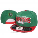 NRL Casquette South Sydney Rabbitohs Vert Rouge