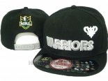 NRL Snapbacks Casquettes Warriors(8)