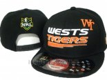 NRL Snapbacks Casquettes Wests Tigers(6)