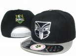 NRL Snapbacks Casquettes Warriors(5)
