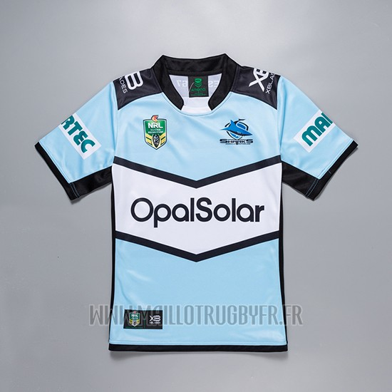 Maillot Sharks Rugby 2018-19 Domicile