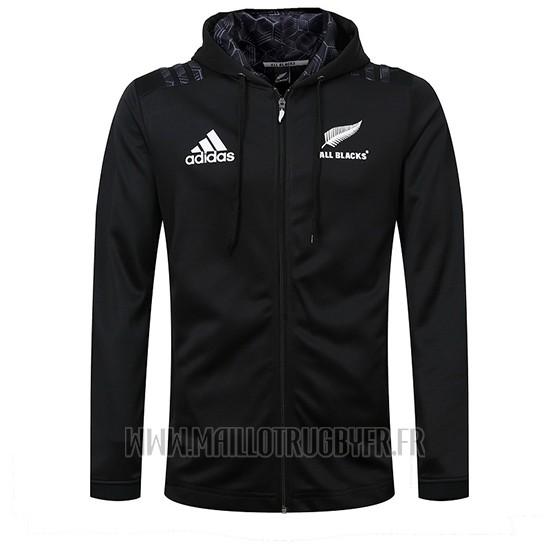 adidas Nlle Zélande All Blacks 201819 Veste de Rugby Tout
