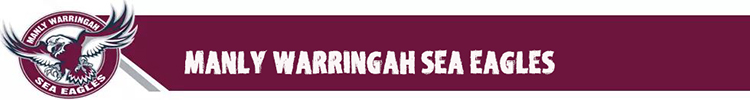 Manly Warringah Sea Eagles Rugby- maillotrugbyfr