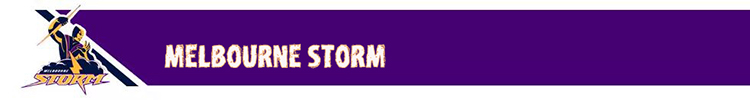 Melbourne Storm Rugby- maillotrugbyfr