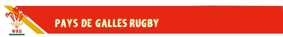 Pays de Galles Rugby 2019