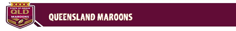 Queensland Maroons Rugby- maillotrugbyfr