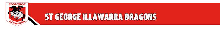 St George Illawarra Dragons Rugby- maillotrugbyfr